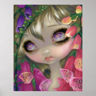 Bellezas venenosas 9: IMPRESIÓN de hadas del ARTE