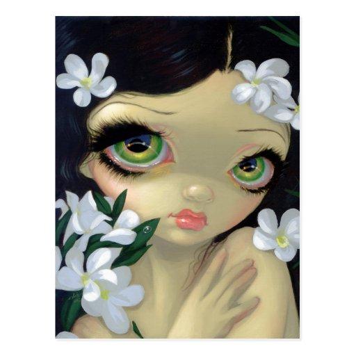 """""""Bellezas venenosas II: Postal del Oleander blanco"""