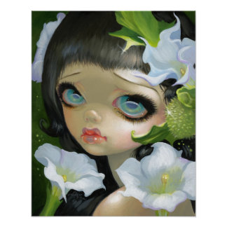 Bellezas venenosas V: Hada de la impresión del art