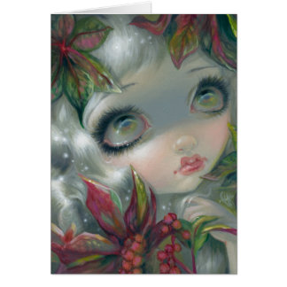 Bellezas venenosas: VIII tarjeta de felicitación d
