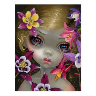 """Bellezas venenosas XIII: Postal de Columbine"""