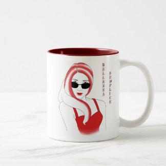 Bellezza Semplice Mug
