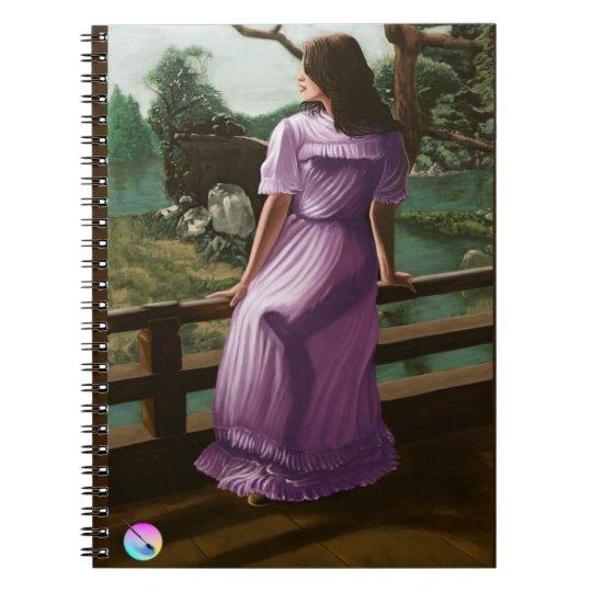 Bellezza Sul Lago Notebook