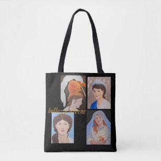 'bellezze divine' (divine beauties) tote bag
