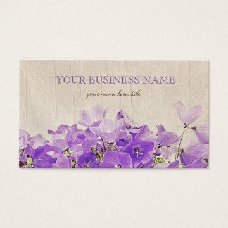 Bellflower Business Card