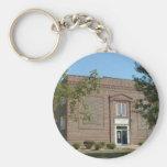 Bellflower, escuela histórica de Missouri Llaveros Personalizados
