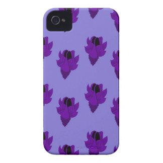 Bellflower purple iPhone 4 cover