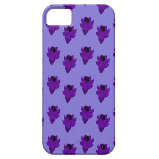 Bellflower purple iPhone SE/5/5s case