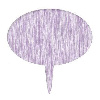 Bellflower-Violet-Render-Fibers-Pattern Cake Topper