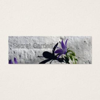 Bellflowers - For gardeners Business cards