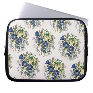Bellflowers Laptop Sleeve