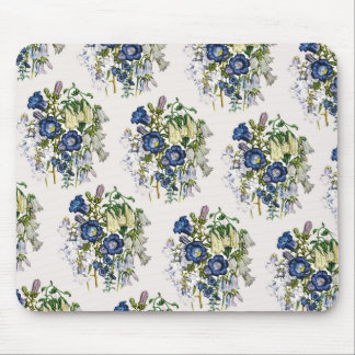 Bellflowers Mouse Pad