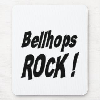 Bellhops Rock! Mousepad