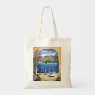 Belliago Lake Como From the Terrace Budget Tote Bag