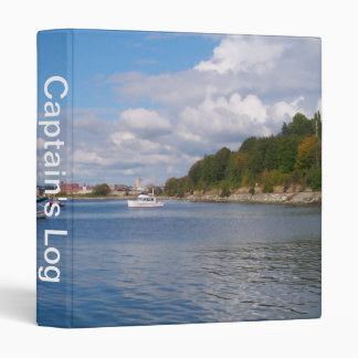 Bellingham Bay Boats 3 Ring Binder