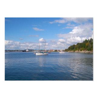 Bellingham Bay Boats Card