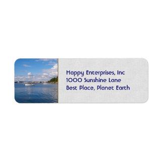 Bellingham Bay Boats Label