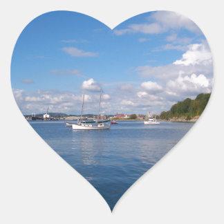 Bellingham Bay Boats Sticker