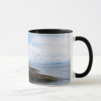 Bellingham Bay Rock Formations Mug