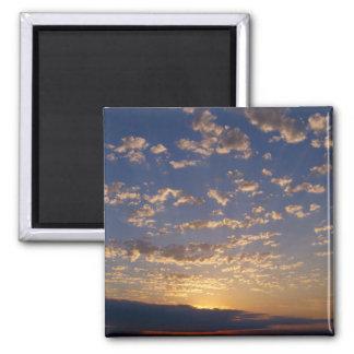 Bellingham Bay Sunset Magnets