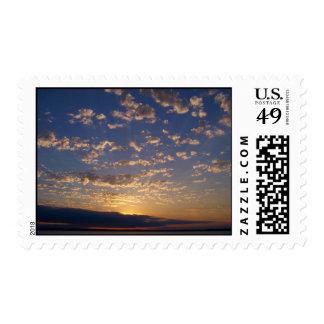 Bellingham Bay Sunset Stamps