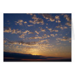 Bellingham Bay Sunset Stationery Note Card