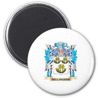 Bellingham Coat of Arms Fridge Magnets