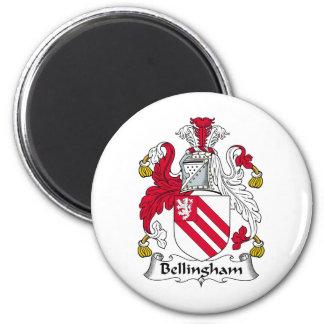 Bellingham Family Crest Fridge Magnets