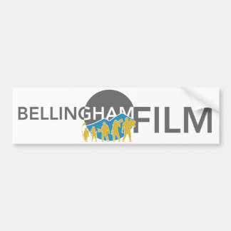 Bellingham Film Bumper Sticker