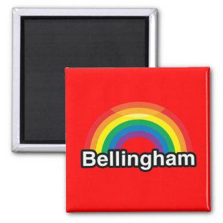 BELLINGHAM FRIDGE MAGNETS