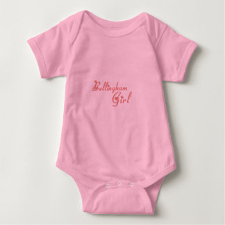 Bellingham Girl tee shirts