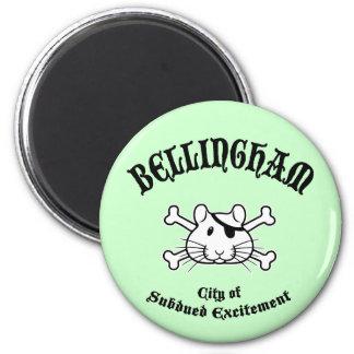 Bellingham Pirate Magnets