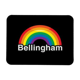 BELLINGHAM VINYL MAGNETS