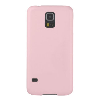 Bellini Light Pink Trend Color Template Customized Galaxy S5 Cover