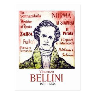 Bellini postcard