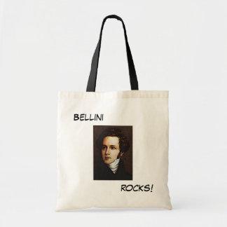 Bellini, Vincenzo Tote Bag