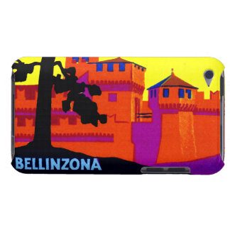 Bellinzona 1925 Suiza iPod Touch Cobertura