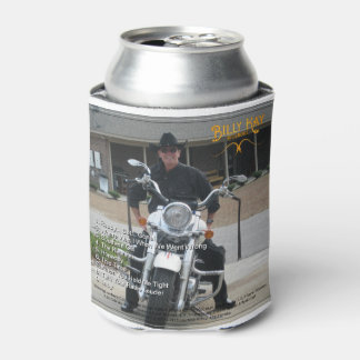 Bellmore by Billy Kay CD Back Cover Can Coolers Can Cooler