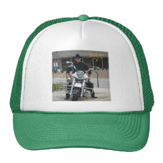 Bellmore by Billy Kay CD Back Cover Trucker Hats