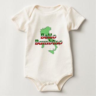 Bello Bambino (Beautiful Italian Baby Boy) Baby Bodysuit