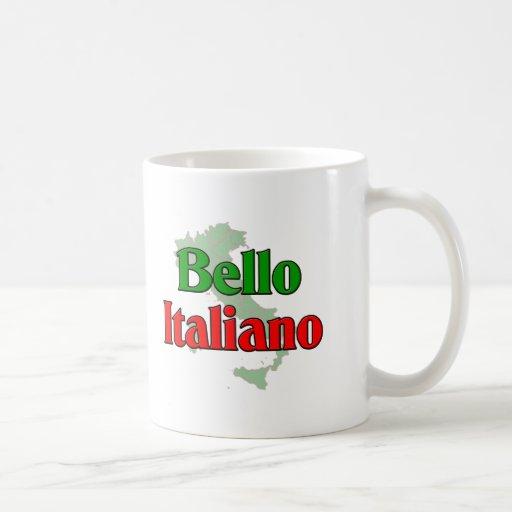Bello Italiano (Handsome Italian Man) Mug