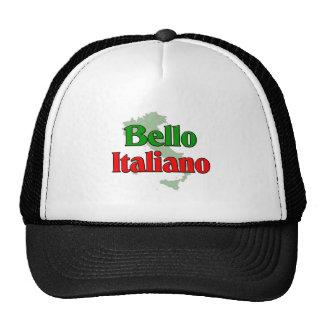Bello Italiano (hombre italiano hermoso) Gorros