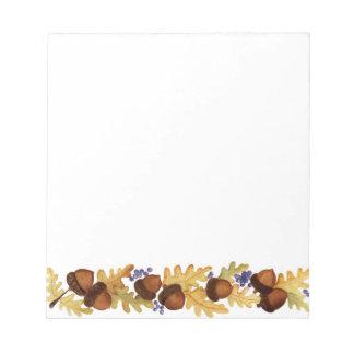 Bellota - libreta blocs de papel
