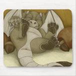 Bellota Mousepad del otoño Tapete De Raton