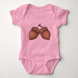 Bellotas Body Para Bebé