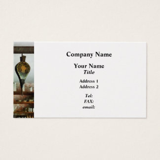 Bellow in General Store - Platinum Business Card
