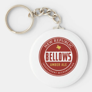 Bellows Amber Ale Keychain