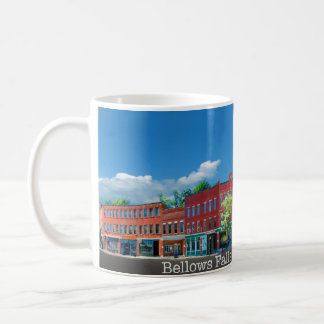 Bellows Falls, Vermont Coffee Mug