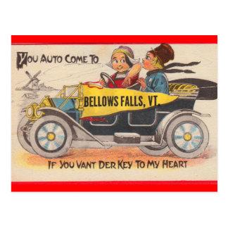 bellows falls, vt. postcard