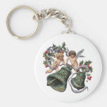 Bells and Angels Keychain